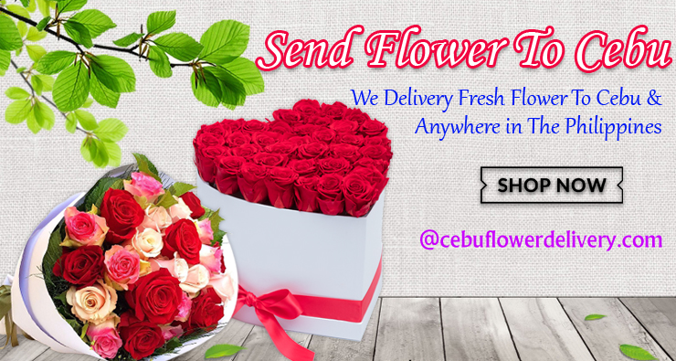 send flower to cebu philippines