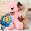 send giant teddy with roses to cebu philippines, delivery big bar with gifts to cebu