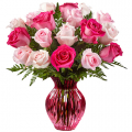 send rose in vase to cebu, delivery rose in vase to cebu