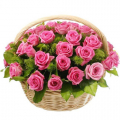send roses in basket to cebu, delivery roses in basket to cebu