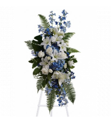 Accents of Blue Standing Spray Online Order to Cebu Philippines