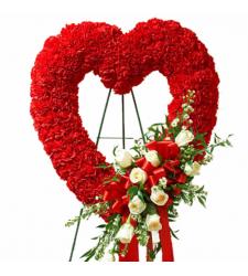 Send Red Glory Wreath To Cebu
