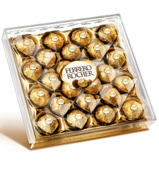 24 pcs Ferrero Rocher Chocolates  Online Order to Cebu Philippines