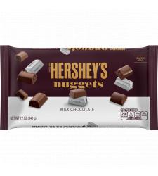 Hershey's Nuggets Milk Chocolate 340g
