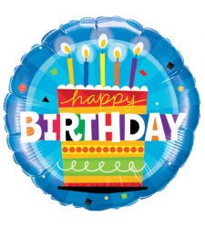 send 1pc birthday mylar balloon to cebu