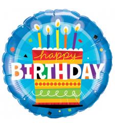 send 1pc birthday mylar balloon to cebu