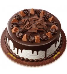 Royal Fudge Cake with Toblerone Chocolates by Goldilocks to Cebu