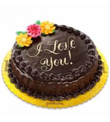 send chocolate chiffon cake by goldilocks to cebu