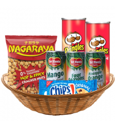 All Day Snack Gift Basket