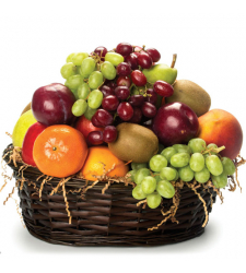 The Wellness Fruit Gift Basket