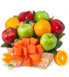 Beautiful Fruit Basket