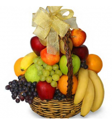 Luxury Delicious Fruit Basket