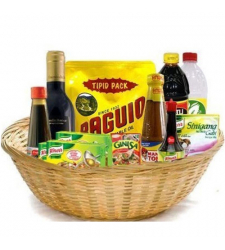Mix Grocery Pack Gift Basket