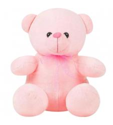 "8"" Inch Pink Color Teddy Bear"