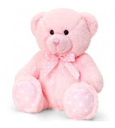 """Small Size Pink Teddy Bear 8"""" Inches"""